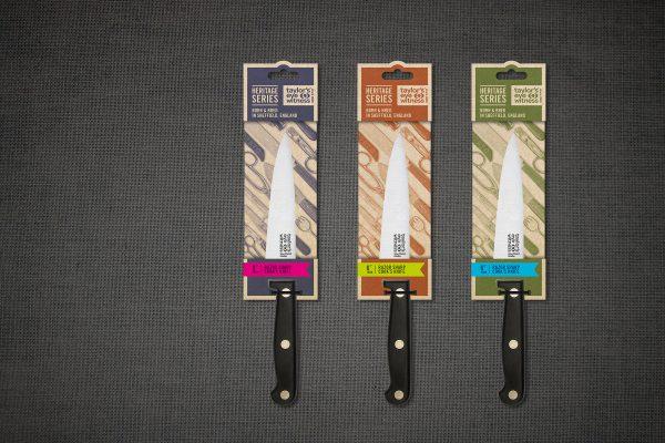 Heritage Series Packaging