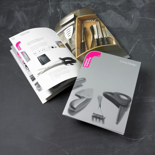 Richardson Sheffield Brochure Design