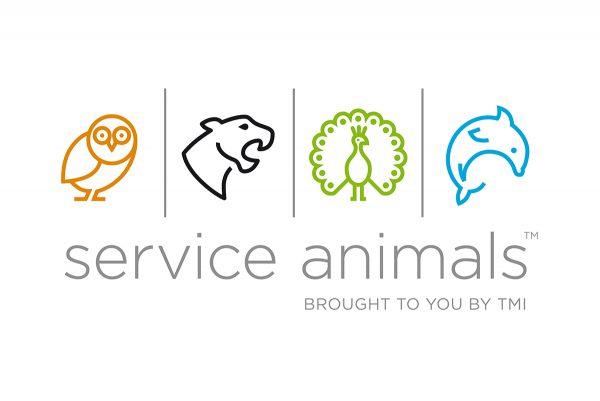 Service Animals Logo