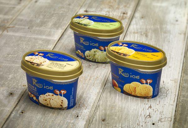 Kulfi Ice Pistachio Ice Cream